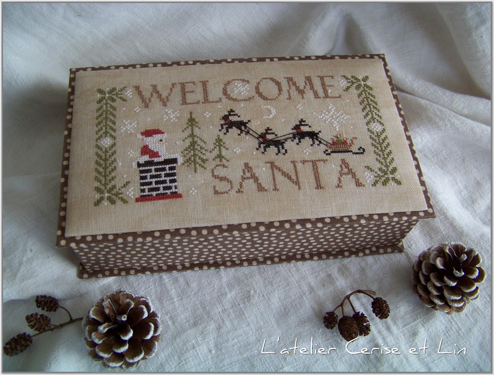 Boîte Santa 156