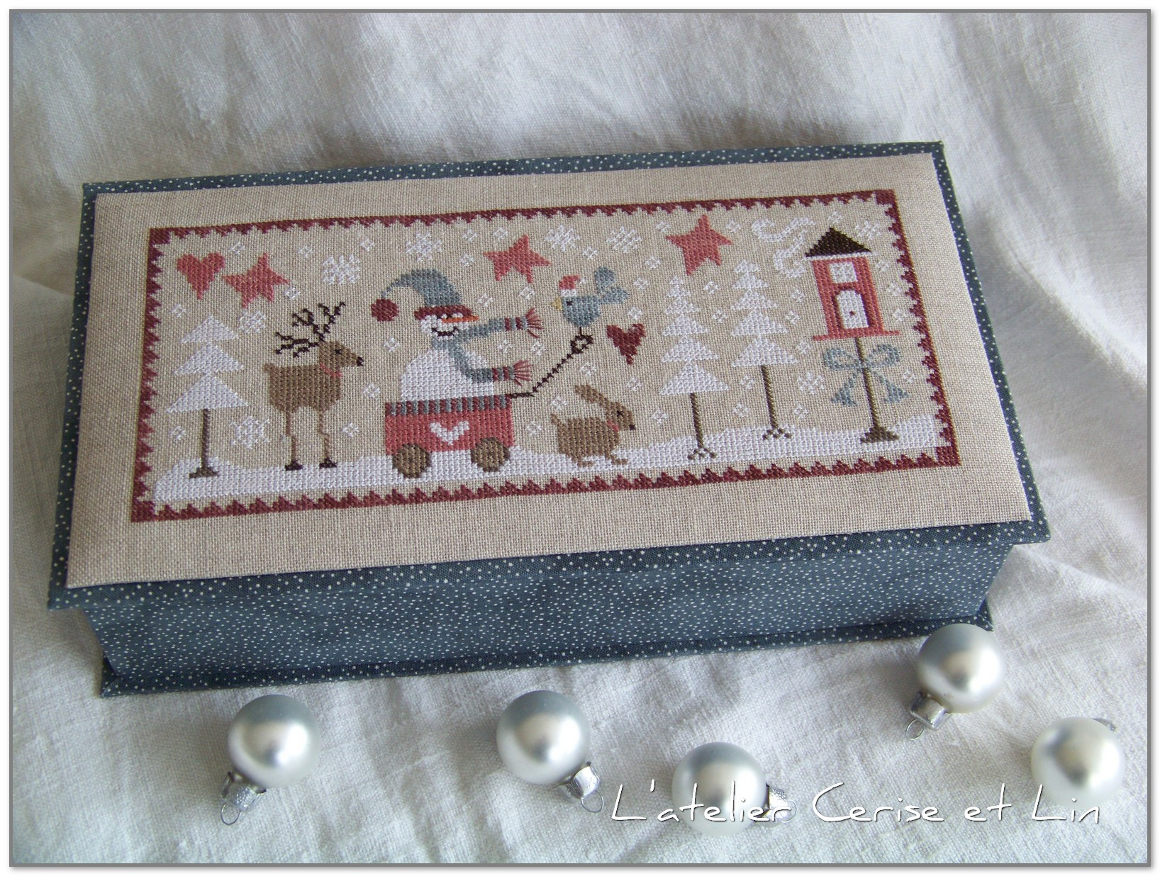 Boîte Noël - Tralala 003