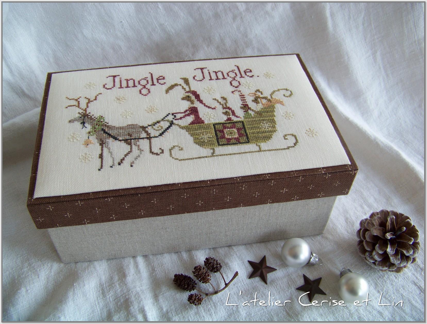 Boîte Hare's Christmas 025
