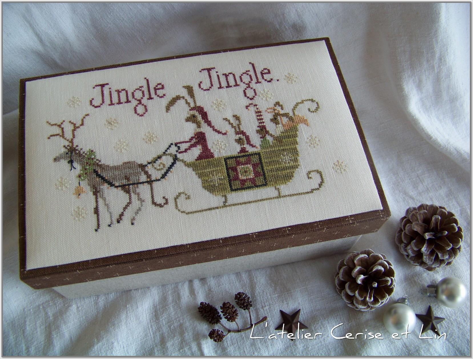 Boîte Hare's Christmas 012