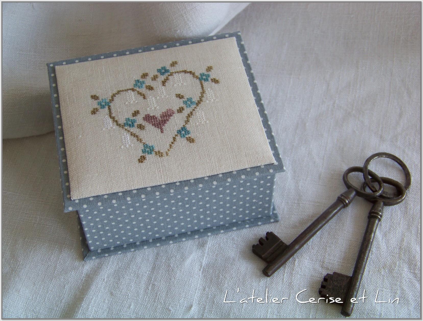 Boîtes C mon Monde - Muguet 016