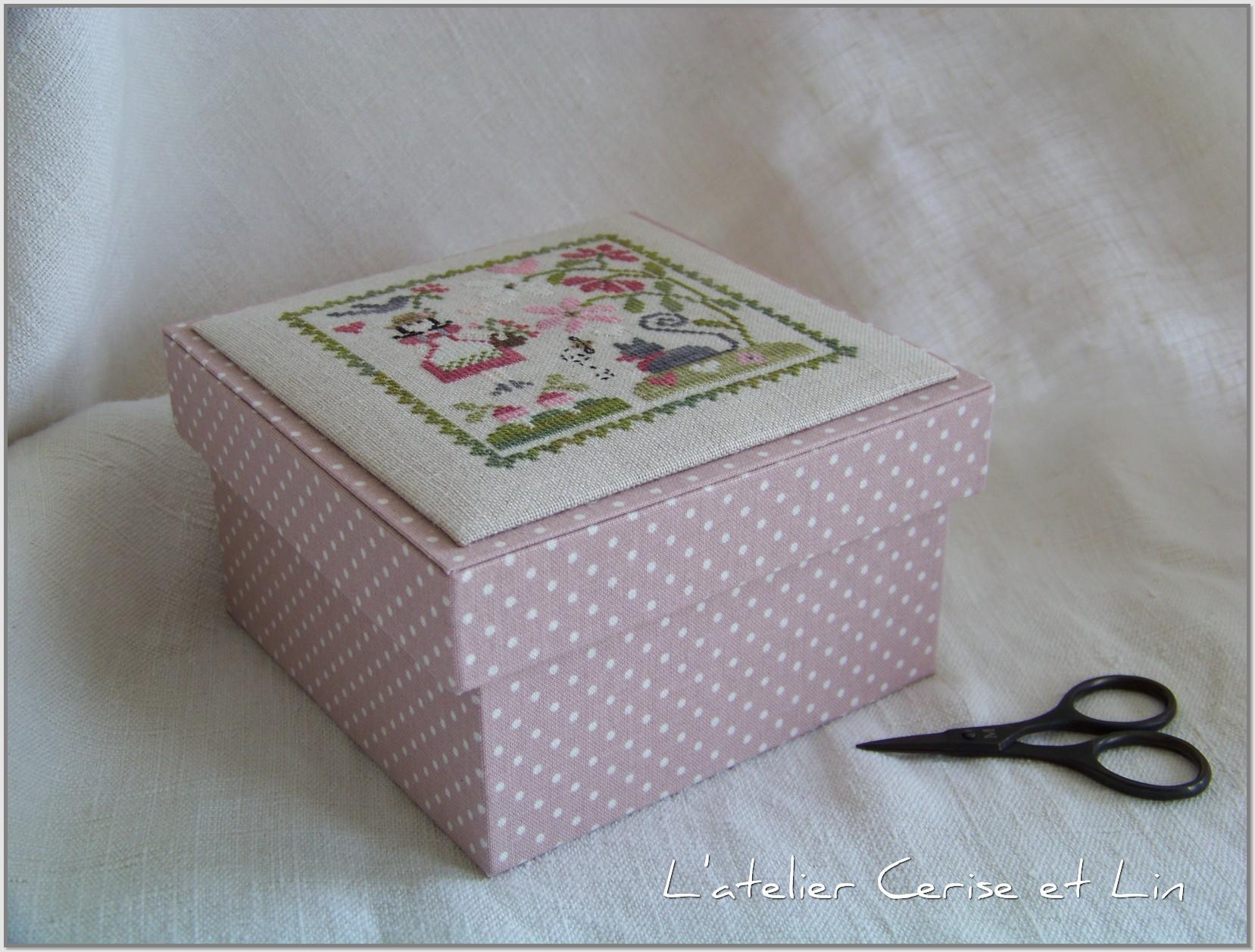 Boîte Tralala - Jardin printemps 005