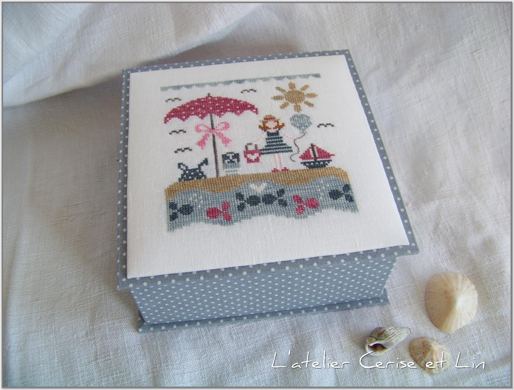 Boîte Tralala - On the beach 015