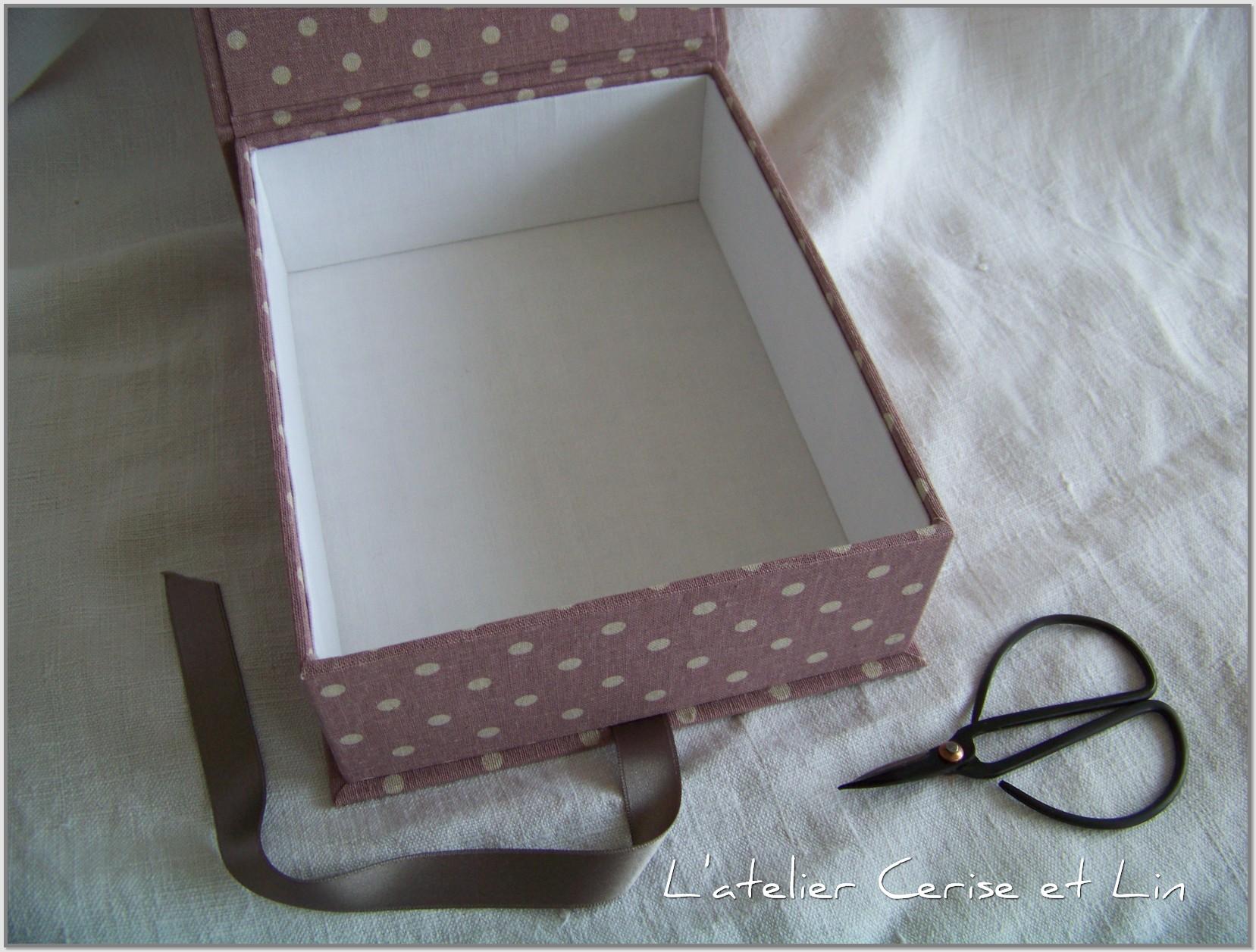 Boîte Tralala - Belles fleurs 020