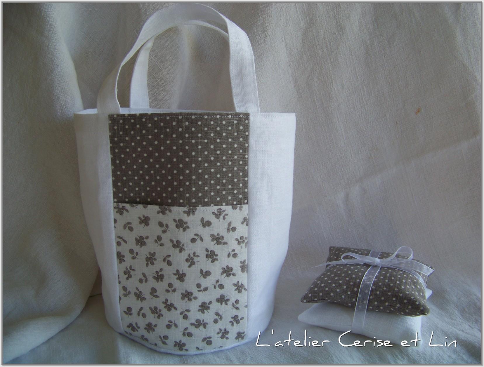 Pochons + cadeau hôtesse GB 012