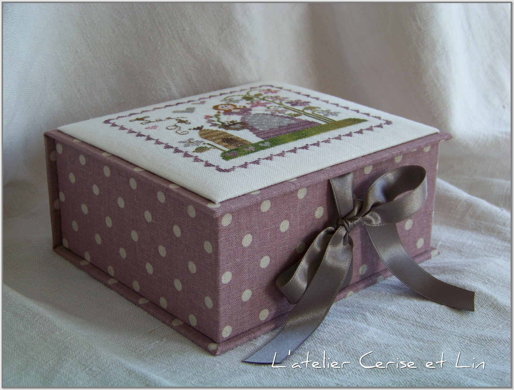 Boîte Tralala - Violetta 009