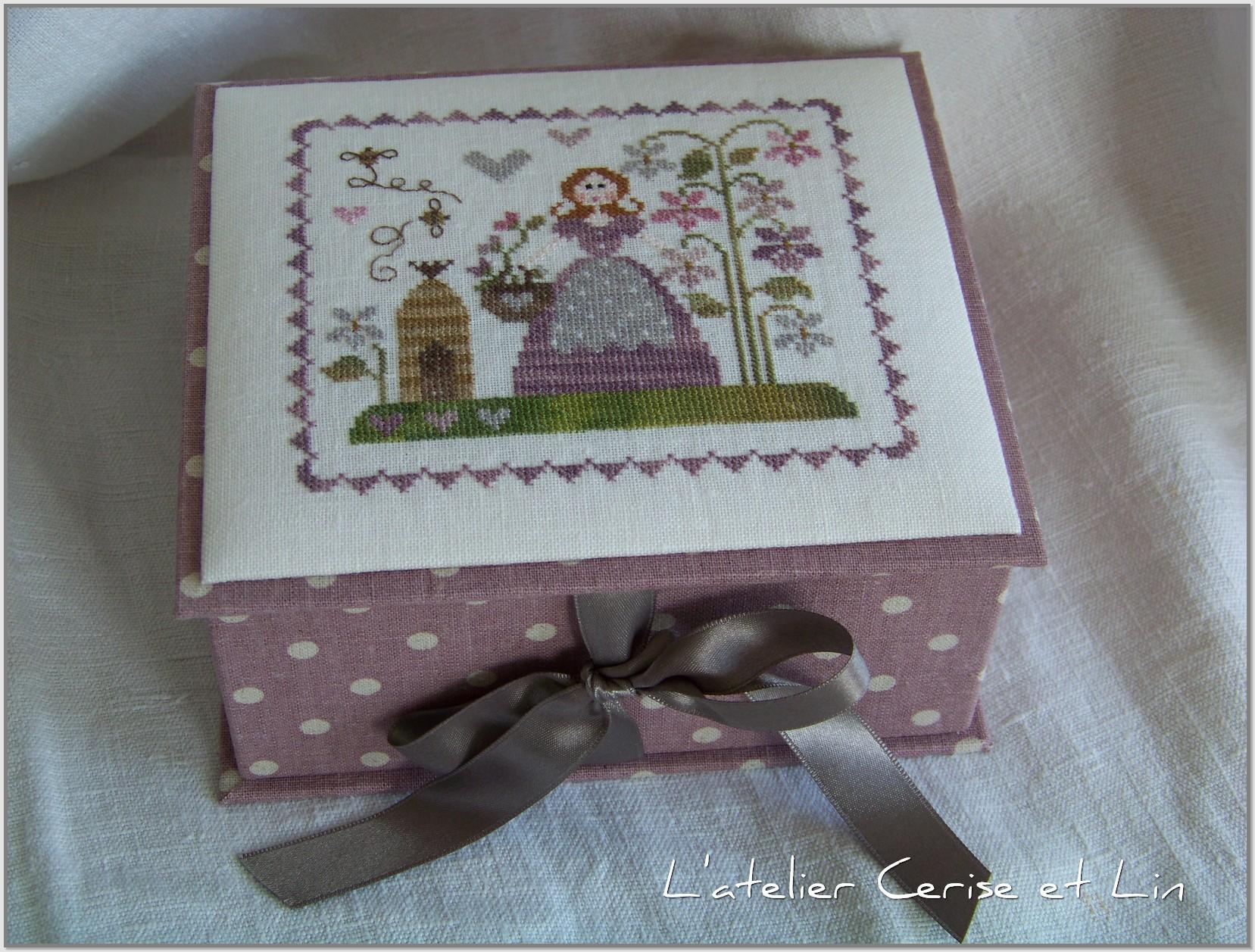 Boîte Tralala - Violetta 011