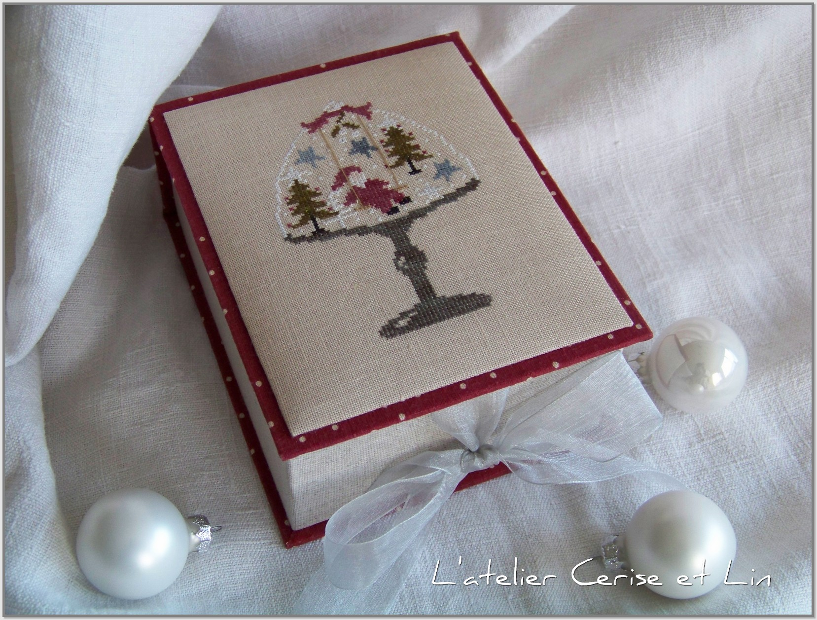 Boîte Bulle de Noël 004