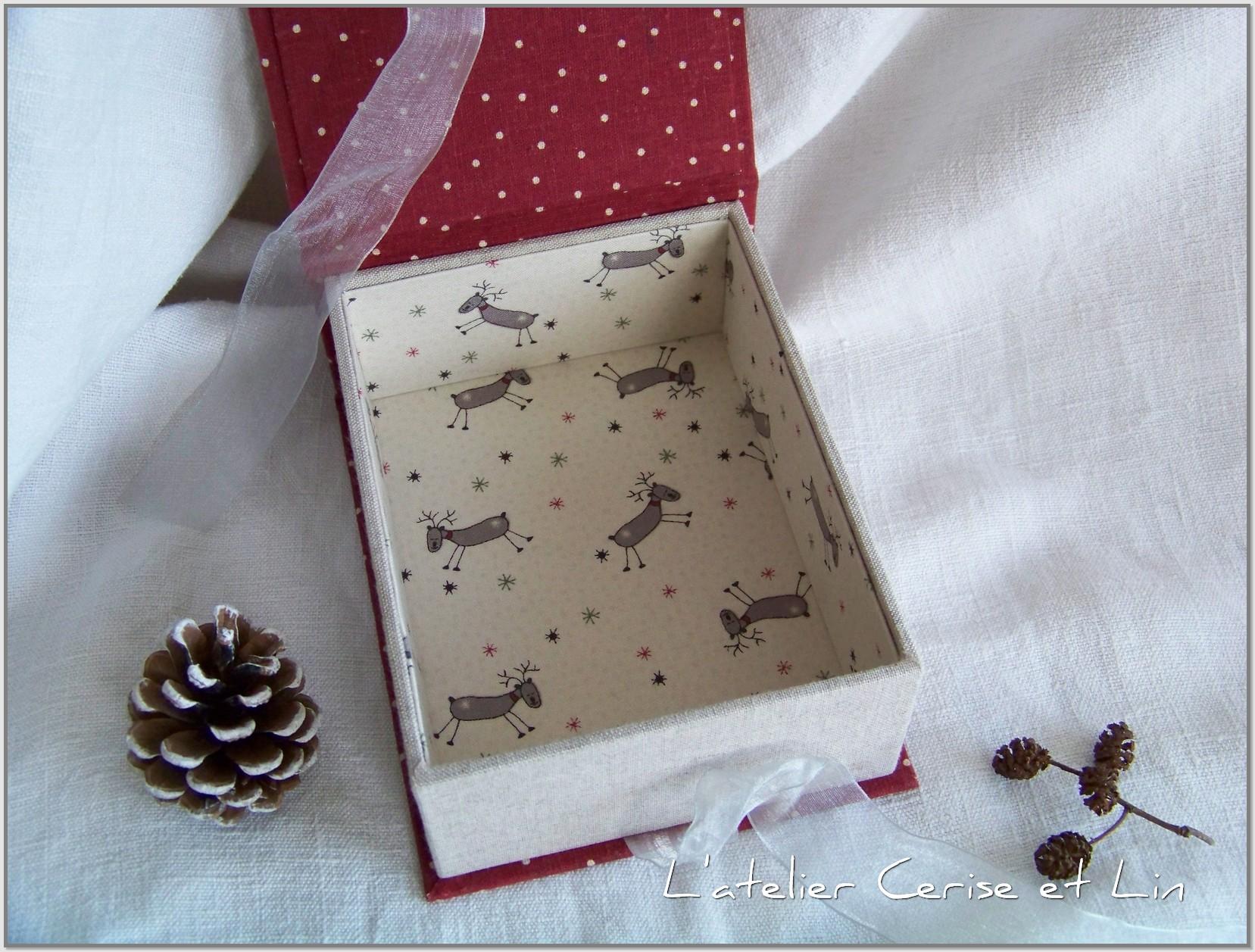 Boîte Bulle de Noël 018