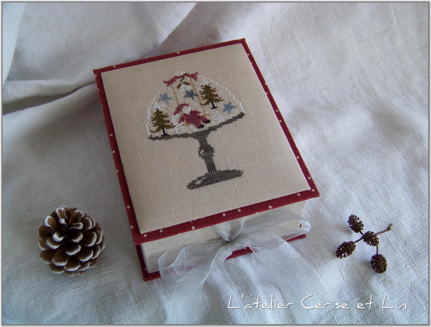 Boîte Bulle de Noël 022