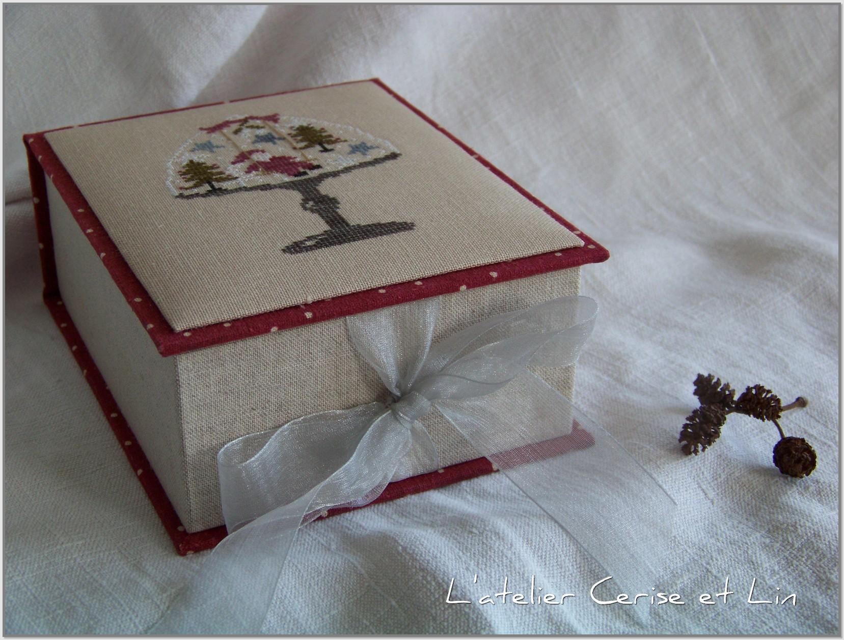 Boîte Bulle de Noël 025