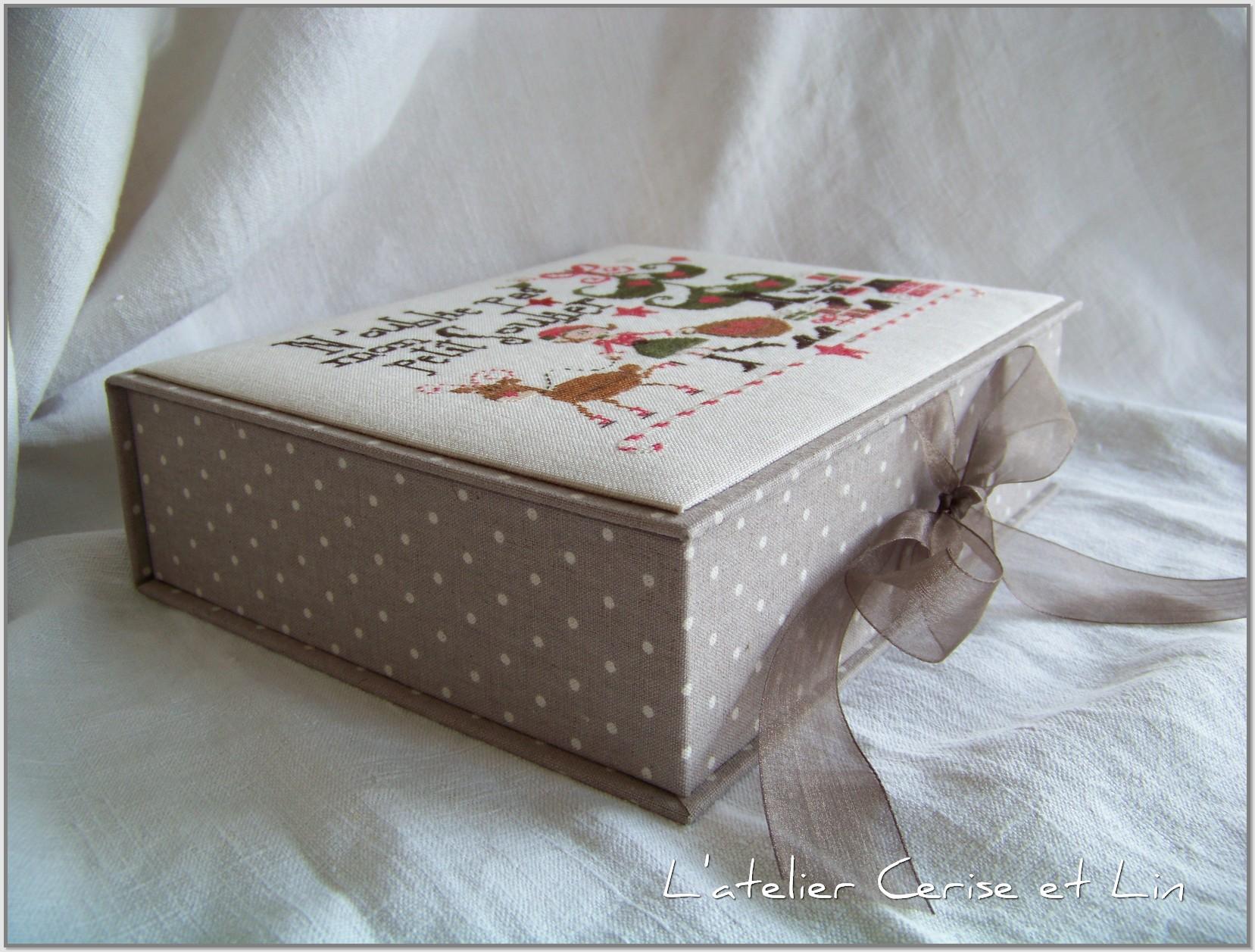 Boîte  C mon Monde - Soulier 002