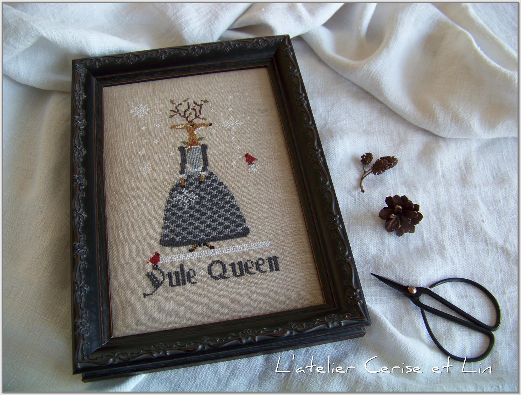 Cadre Yule Queen 023
