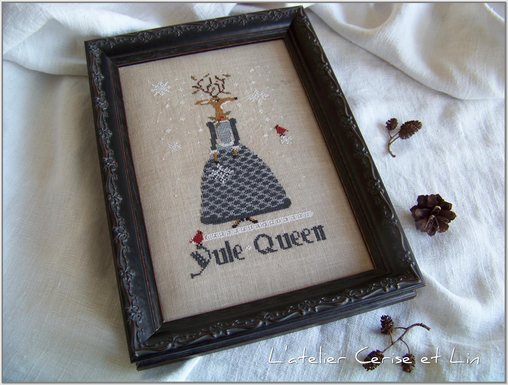 Cadre Yule Queen 031