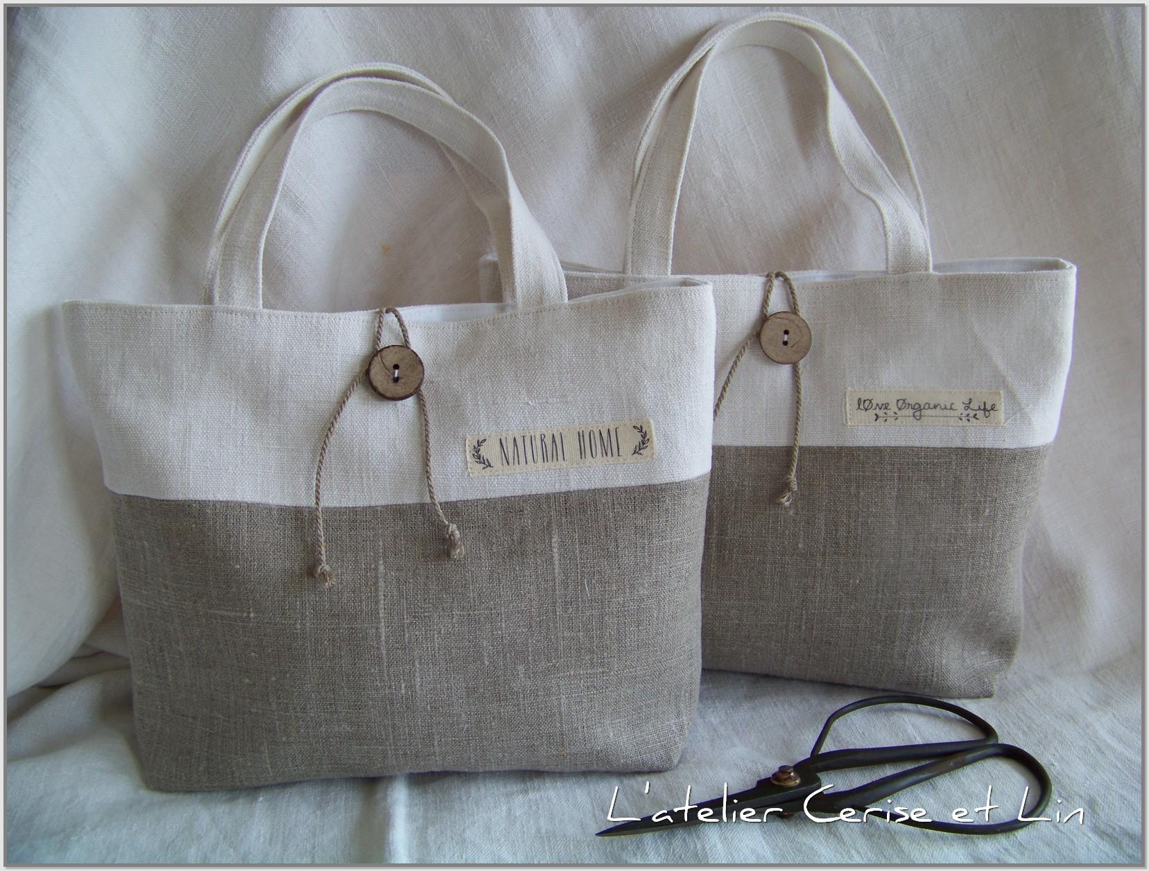 Tutos l 39 atelier cerise et lin for Sac rangement couture