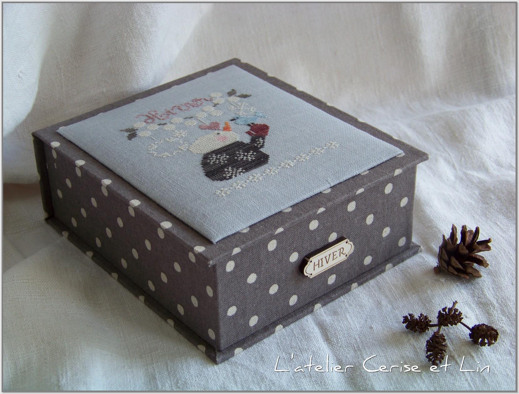 Boîte Farandole d'Hiver 012