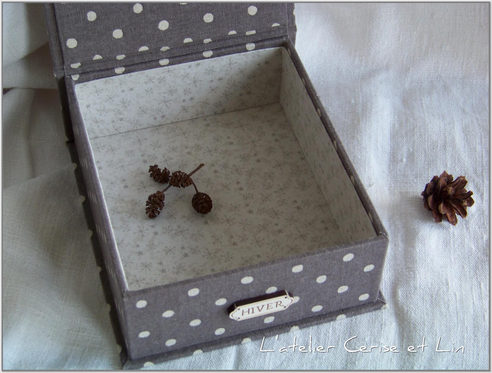 Boîte Farandole d'Hiver 015
