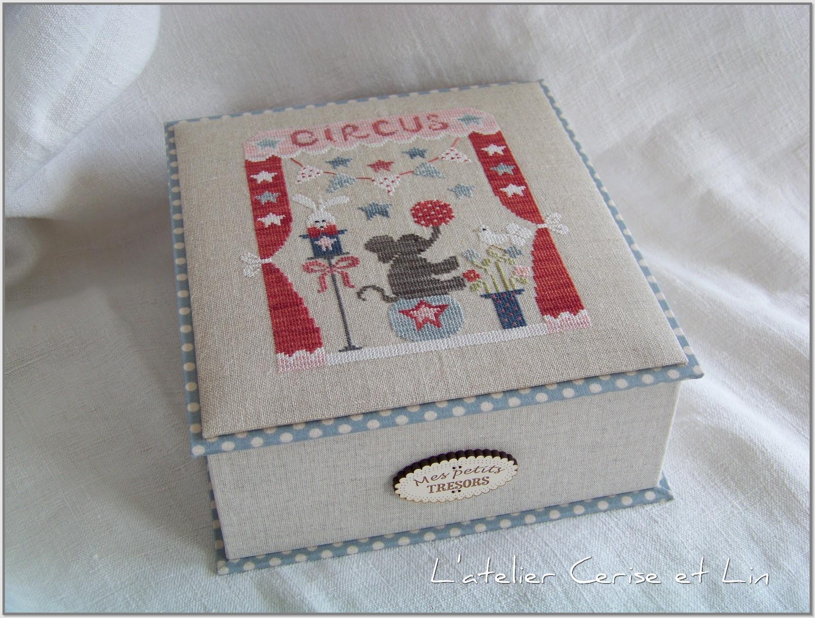 Boîte Circus 001