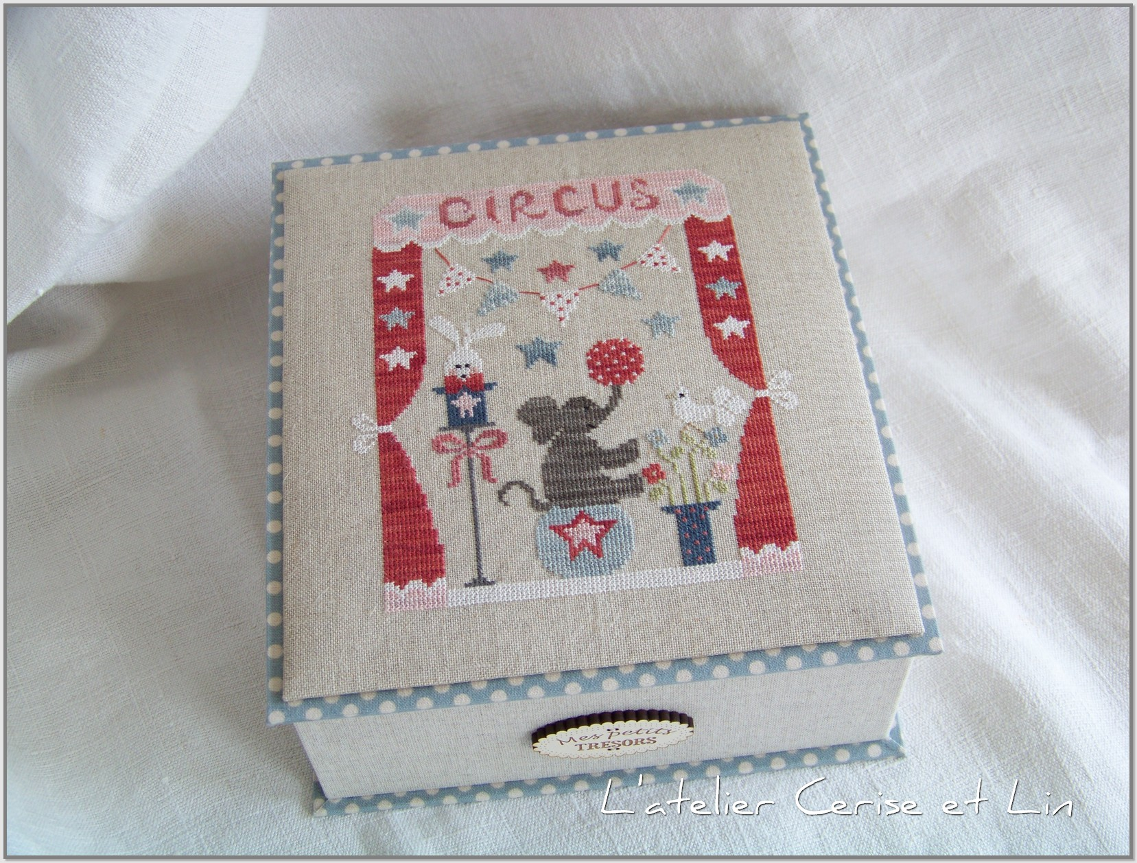 Boîte Circus 004