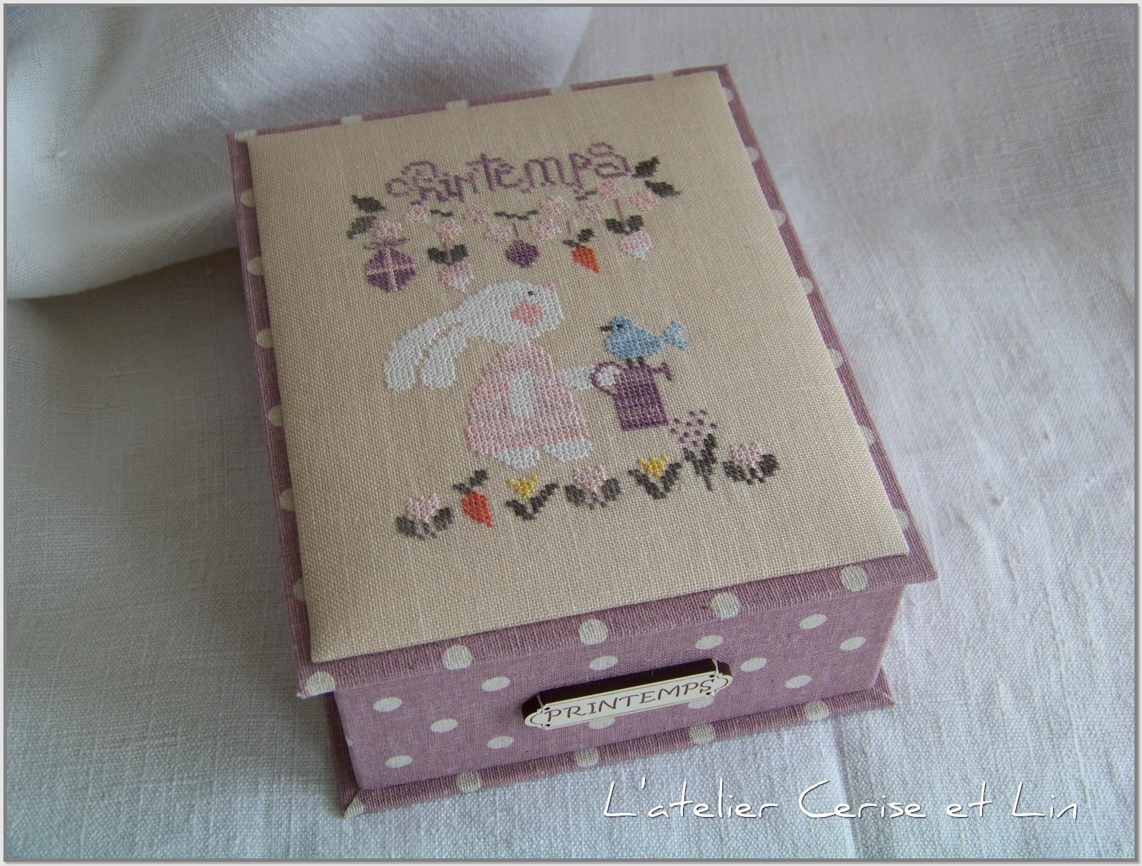 Boîte Farandole printemps 001