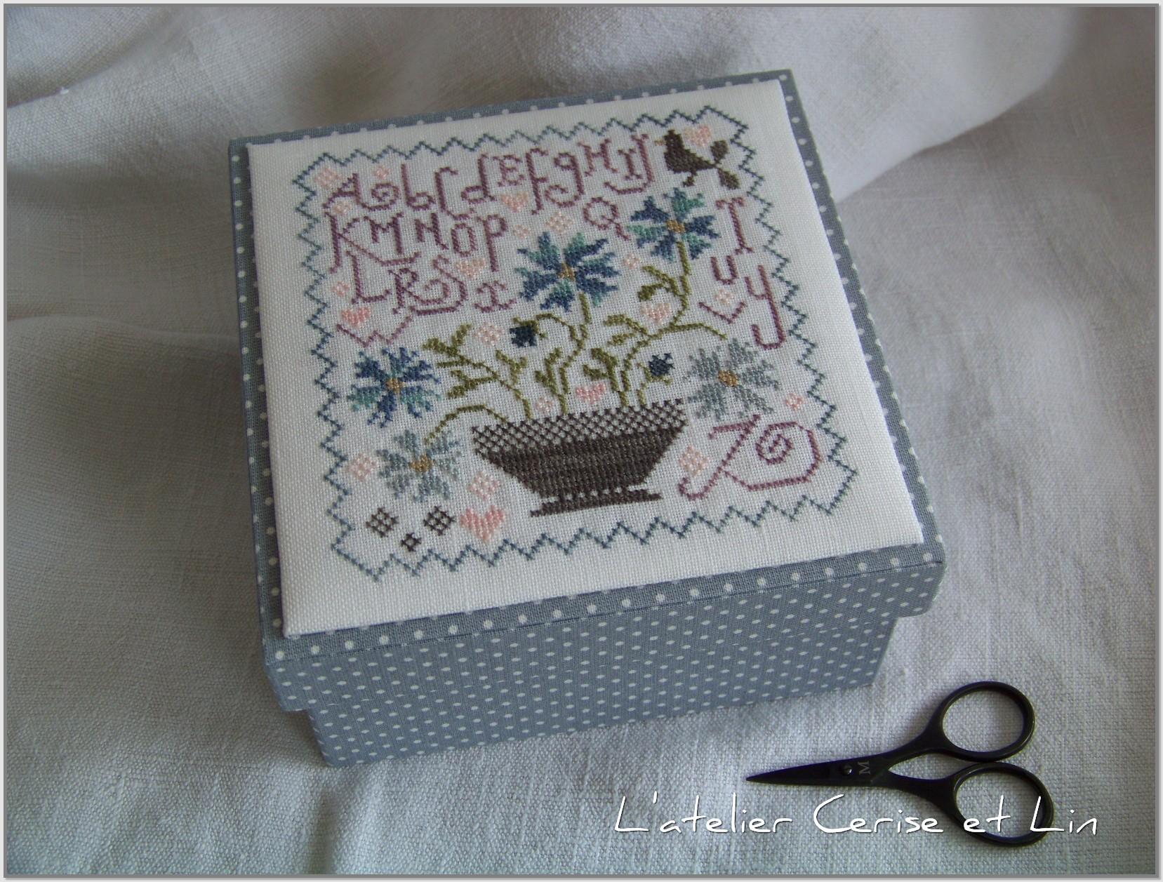 Boîtes Tralala - ABC Fleuri & Bleuets 013