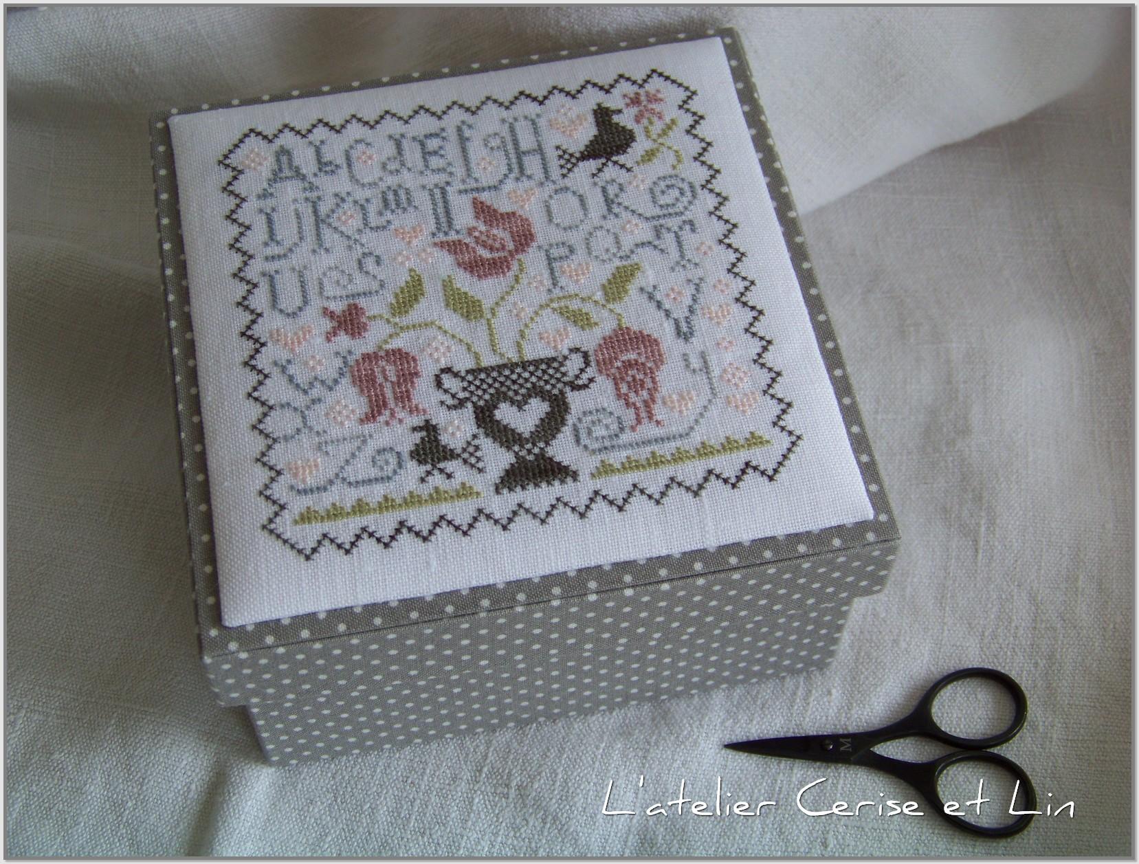 Boîtes Tralala - ABC Fleuri & Bleuets 004