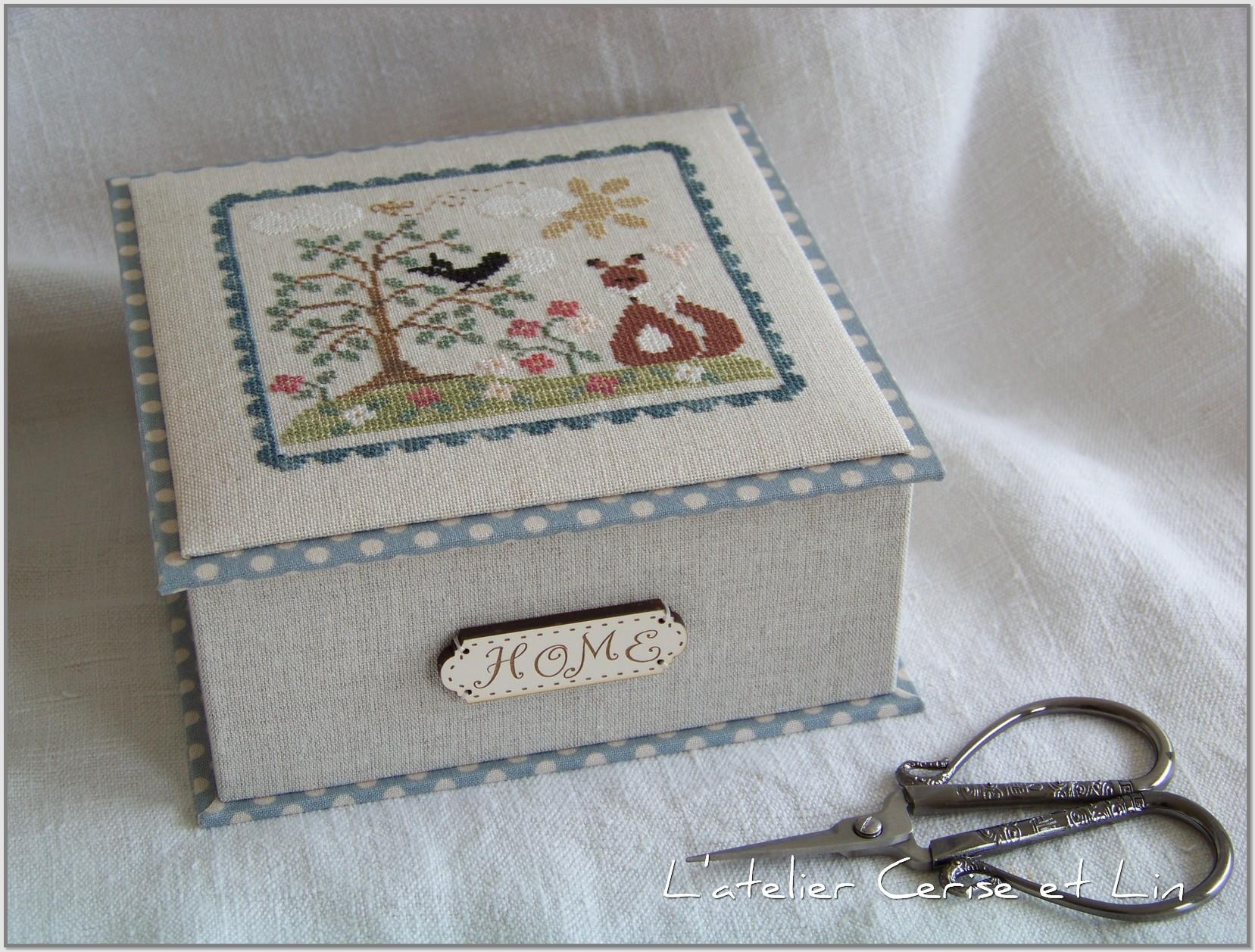 Boîte Tralal - Corbeau et Renard 010