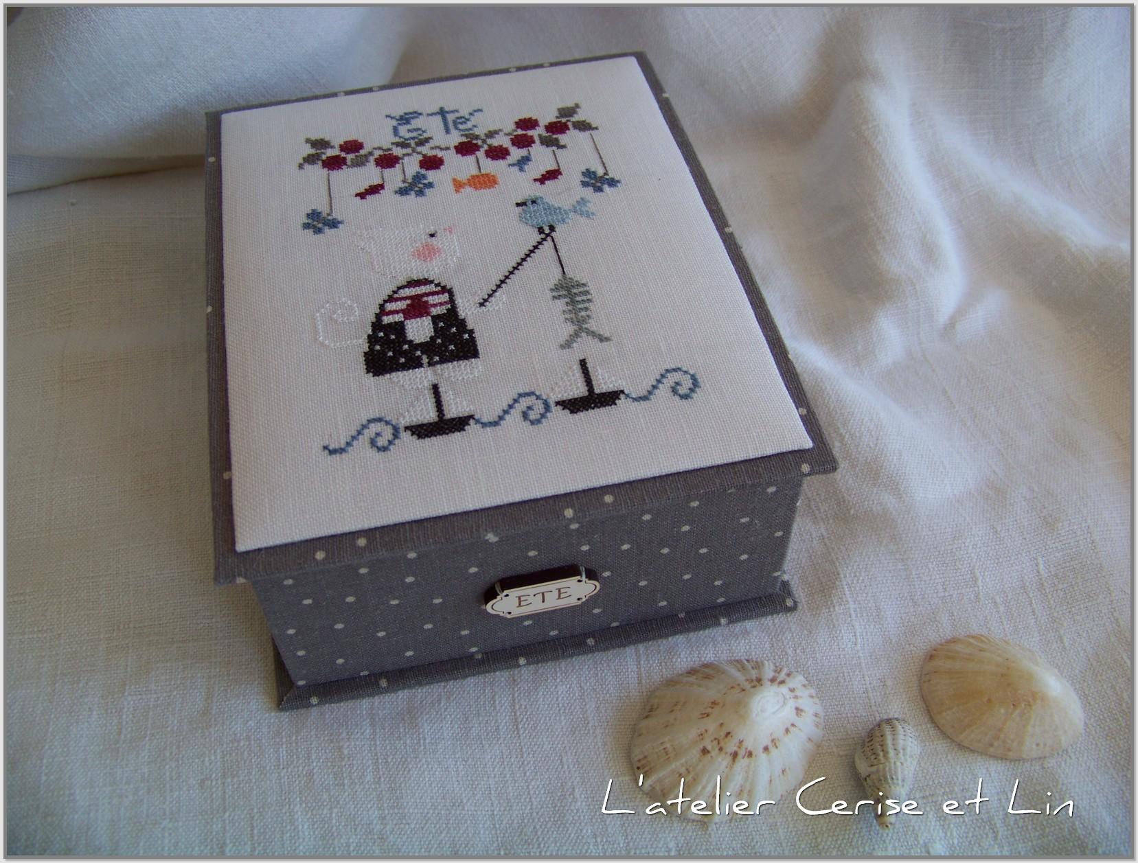 Boîte Farandole d'été 002